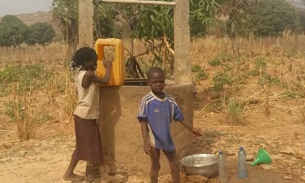 Lorenzo e Luca: il loro viaggio in aiuto del Benin