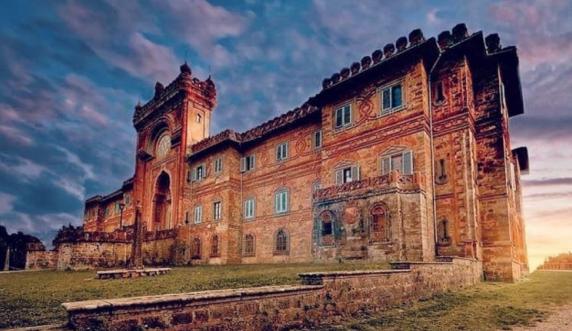 Sammezzano: il Castello dal triste destino. O forse no.