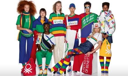 La Benetton sceglie l'eco-recycle per la collezione 2020