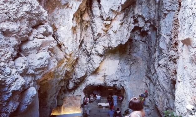 Rovine di Calabria greca: l'Eremo di Monte Stella