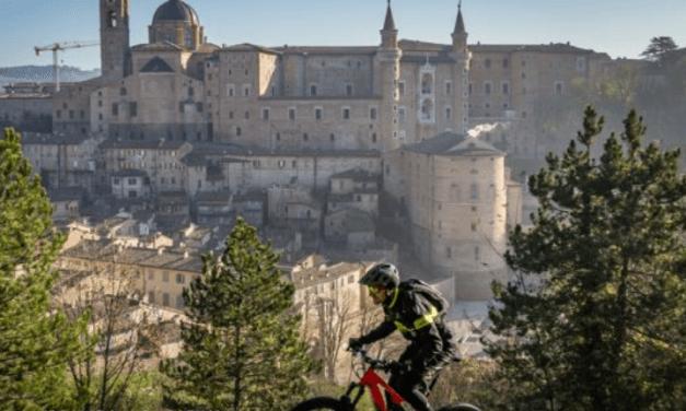 Le Marche. Vacanze fantastiche in bicicletta