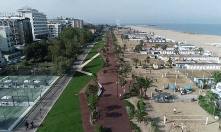 Rivoluzione in riviera: il Parco del Mare di Rimini