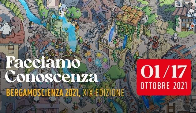 2/10: conferenza inaugurale Bergamoscienza
