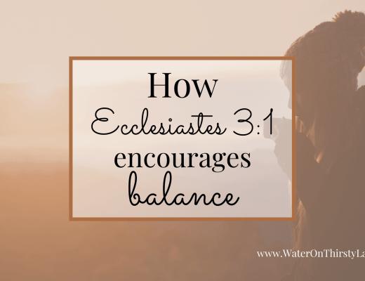Ecclesiastes 3_1
