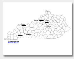 Application Form: Blank Application For The State Of Kentucky