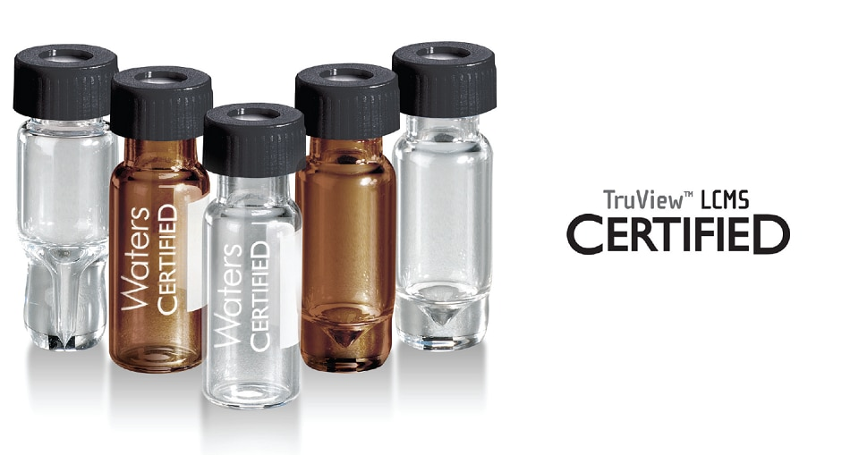 truview lcms certified vial