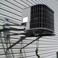 Air Conditioner Wall Bracket - Air Conditioner Guided