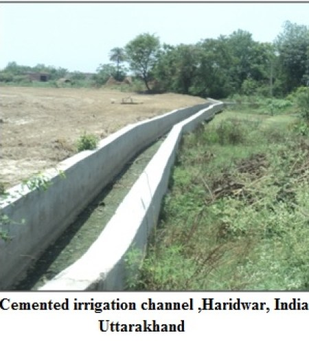 cemented Channel