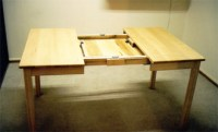 Hidden leaf dining table plans, woodcraft tools australia
