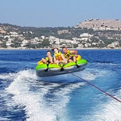 Crazy Sofa Ride Best Power Reclining Sets Rodos Water Sports Action