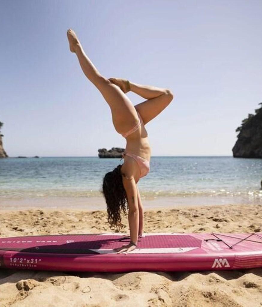 Korallen-Yoga