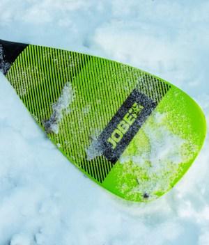 jobe fiberglass green peddell blade