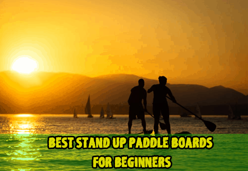 Best Stand up Paddle Boards for Beginners  Guide
