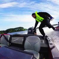 The Bass Boat Hero Who Broke the Internet