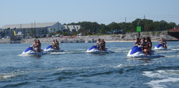 Jet Ski Rentals in Panama City Beach Florida