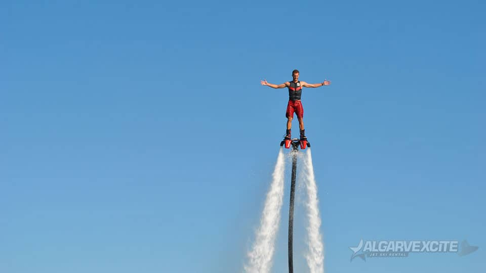 flyboard algarve portugal