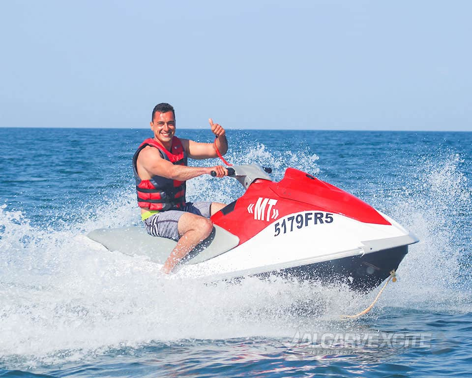 vilamoura jet skis rental algarve