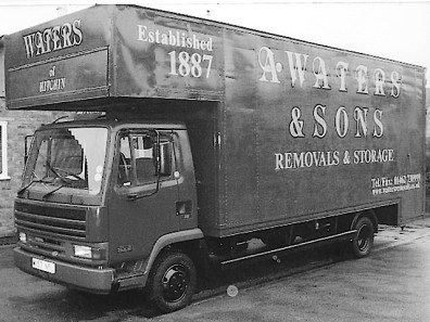 Waters lorry