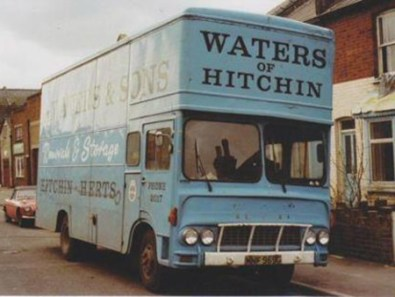 A 1960s Waters lorry