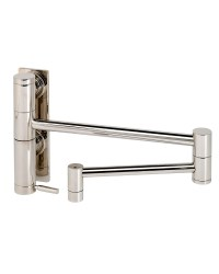 Contemporary Wall Mounted Pot Filler | Waterstone Luxury ...