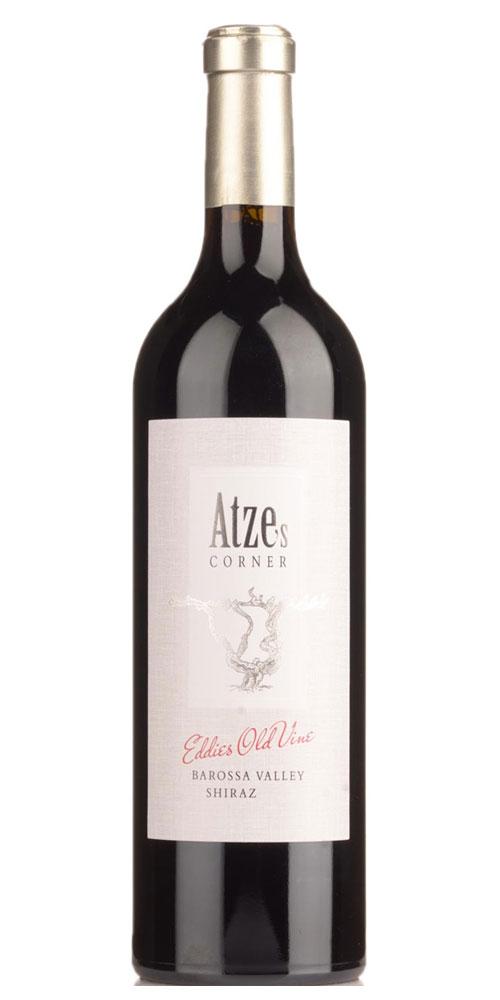 Atze's Corner Eddies Old Vine Shiraz 2017