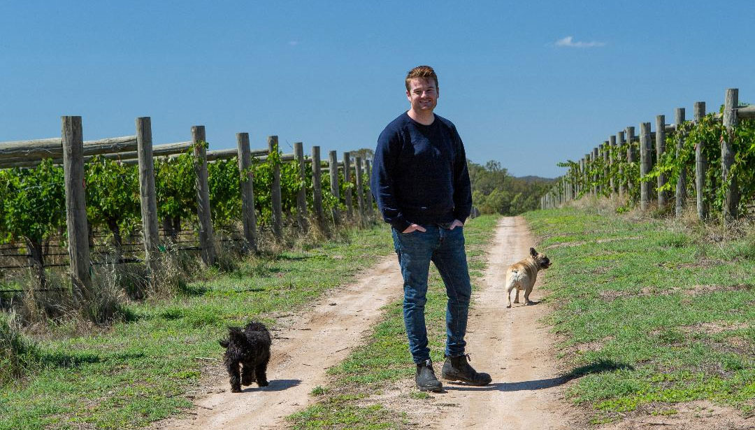 Winemaker Q and A with Ben Mullen from Mulline