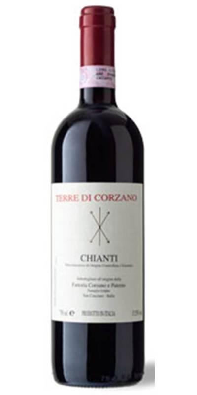 Corzano e Paterno Chianti Terre Di Corzano 2015