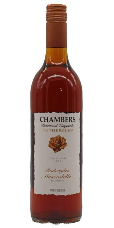 Chambers Rutherglen Muscadelle