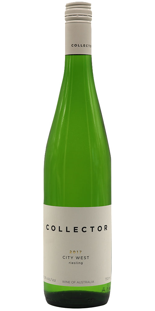 Collector City West Riesling 2017