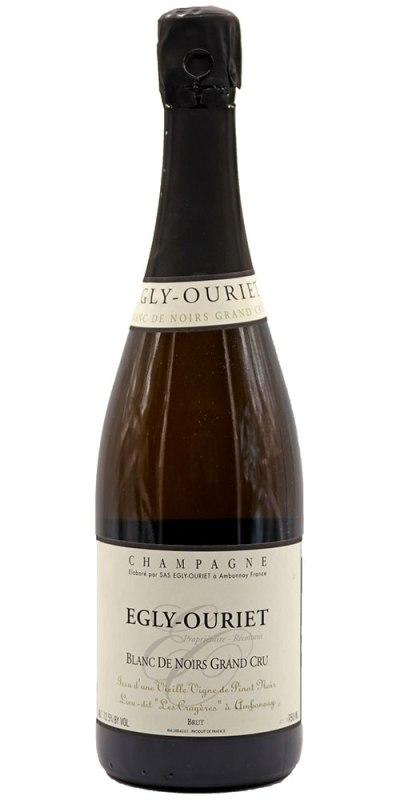 Egly Ouriet Grand Cru Blanc De Noirs Vielles Vignes NV (Base 10. Disg. May 2017)