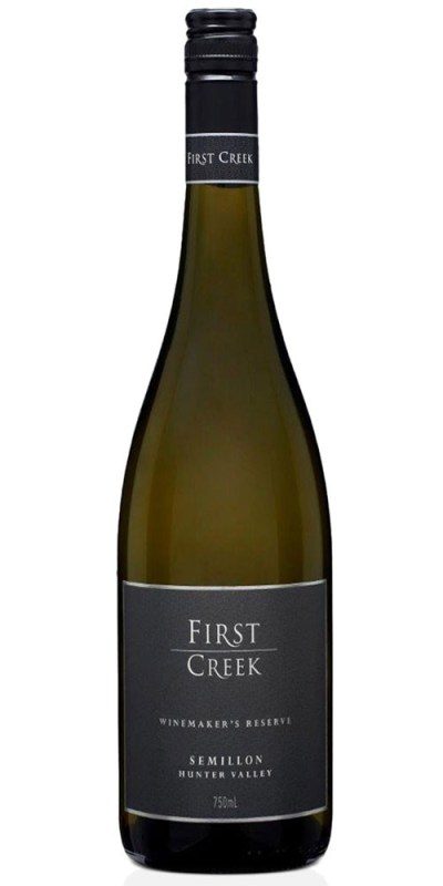 First Creek Winemaker's Reserve Semillon 2018