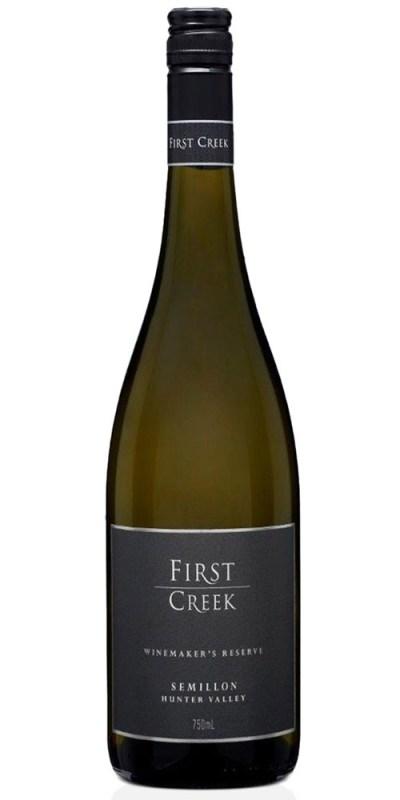 First Creek Winemaker's Reserve Semillon 2018