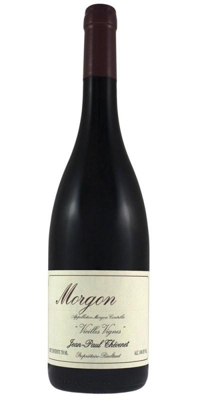 Jean-Paul Thévenet Morgon Vieilles Vignes 2018