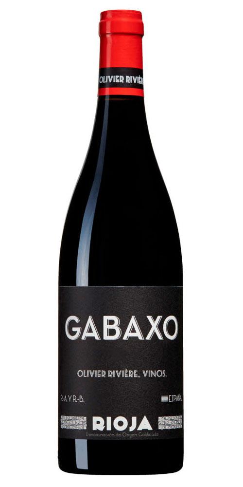 Olivier Riviere Rioja Tinto Gabaxo 2018