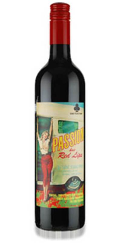 SYP Passion Has Red Lips Shiraz Cabernet 2017