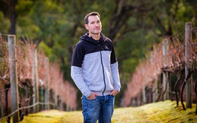 Q and A with Shaun Crinion from Dappled Wines