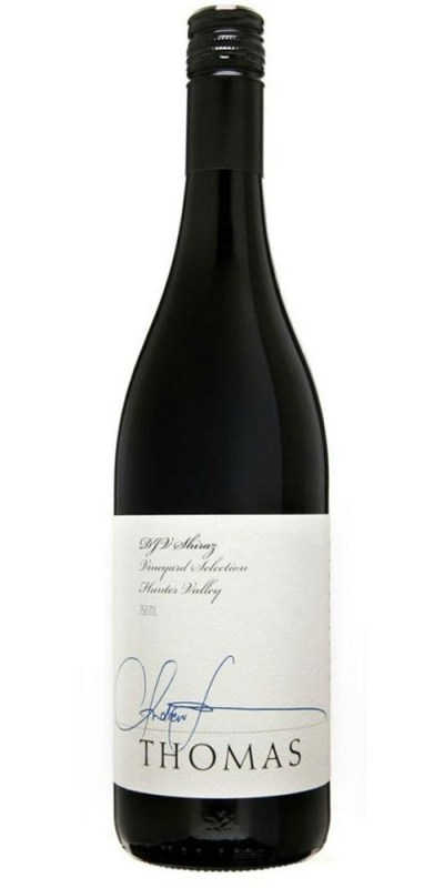 Thomas DJV Shiraz 2017
