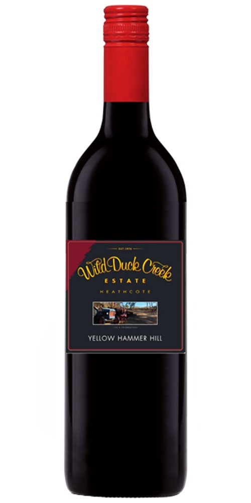 Wild Duck Creek Yellow Hammer Hill Shiraz Malbec 2016