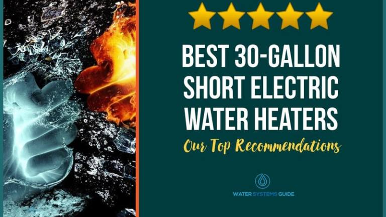 Best 30-Gallon Short Electric Water Heaters