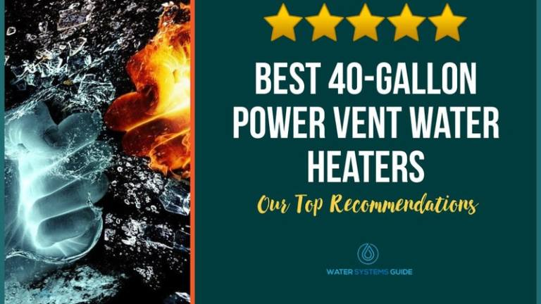 Best 40-Gallon Power Vent Water Heaters