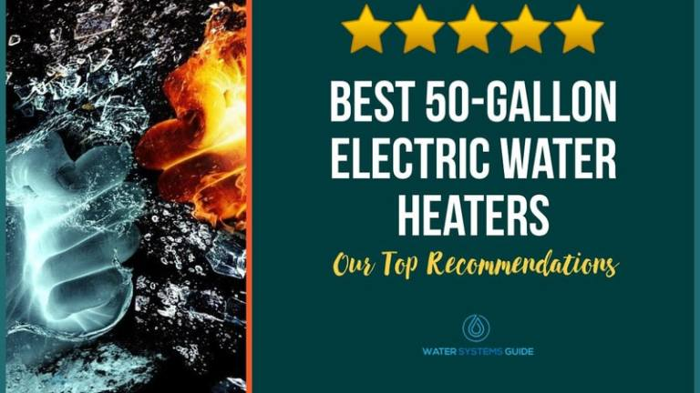 Best 50-Gallon Electric Water Heaters