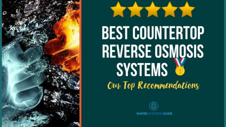 Best Countertop Reverse Osmosis Systems