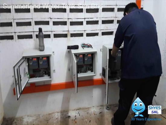 Water Pump VSD System Upgrade