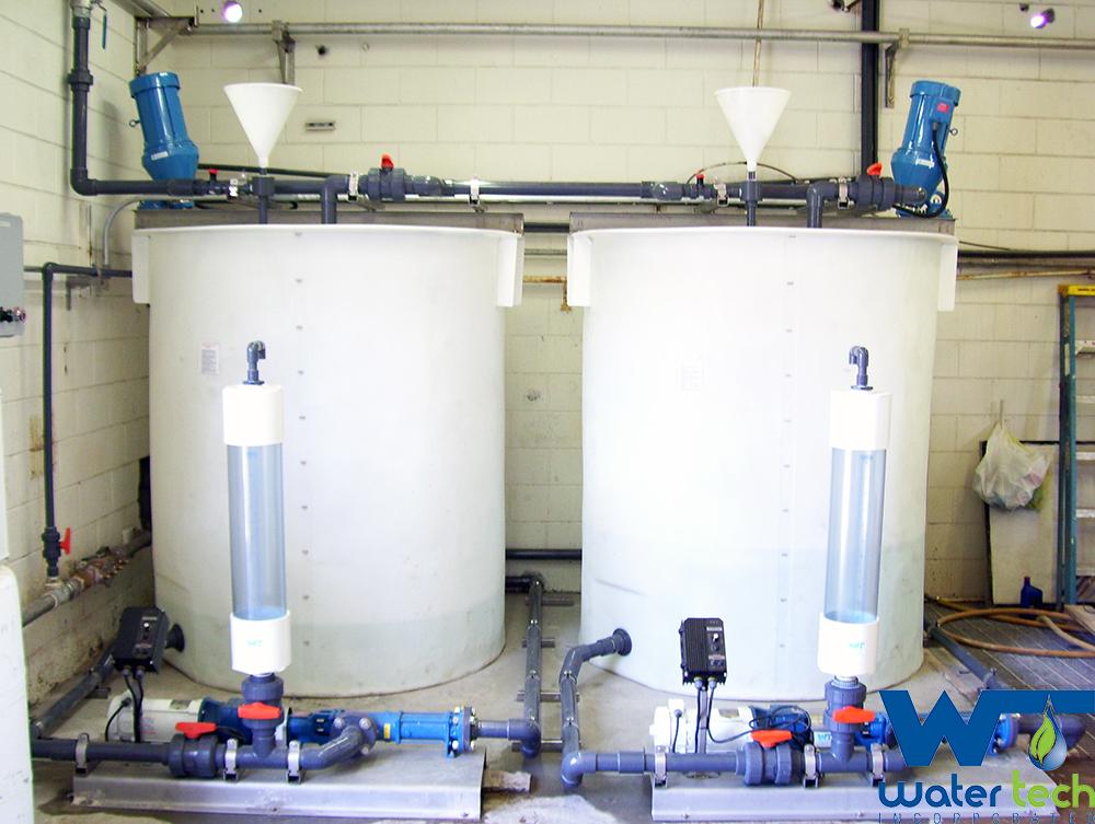 Equipment Solutions - Water Tech, Inc