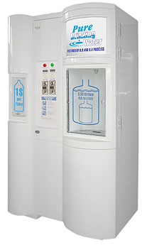 Sparkling Purified Water Machine