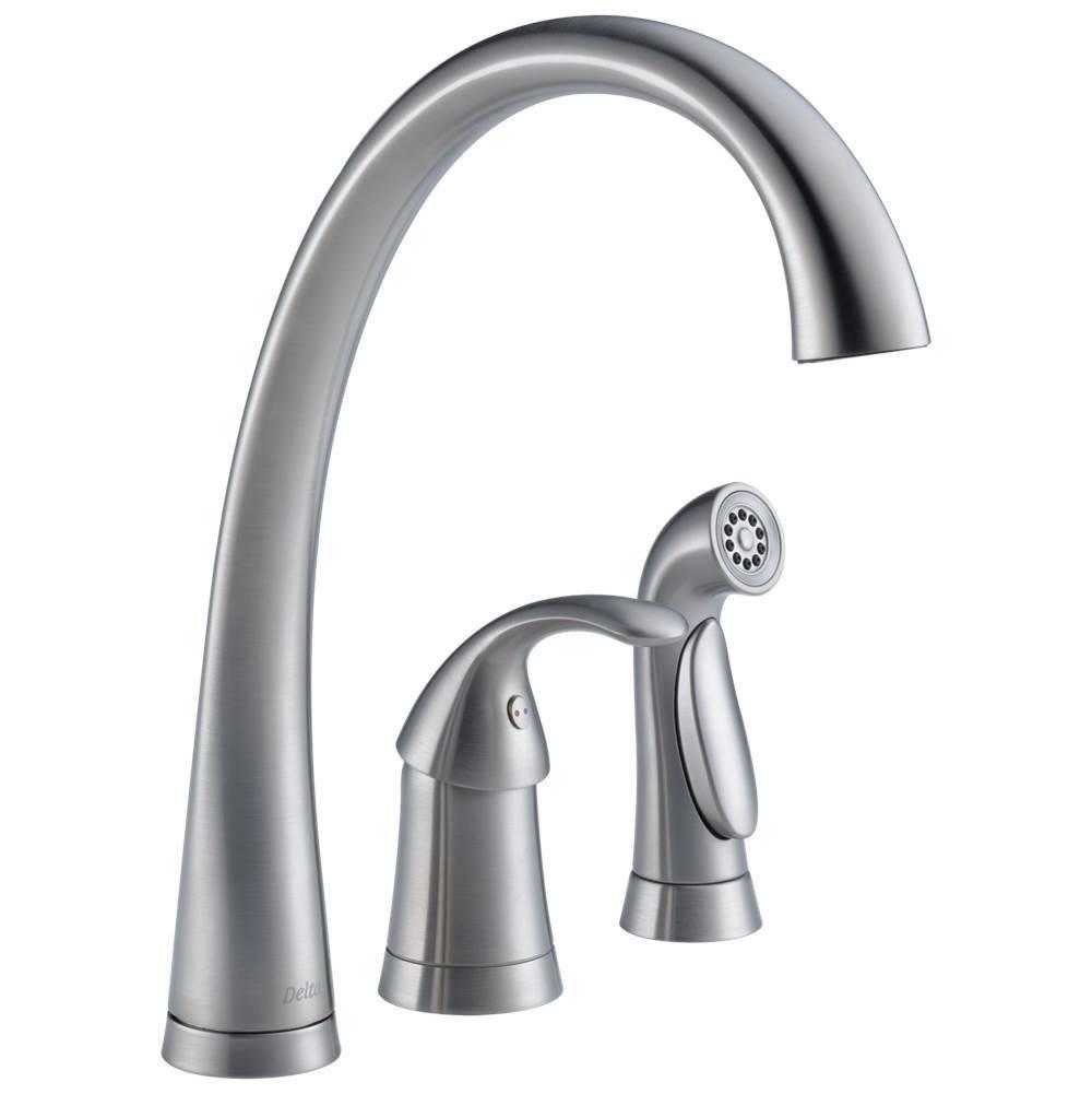 delta faucet kitchen waterware