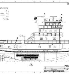 enterprise embarks on towboat barge build program the waterwaysdrawing of a forthcoming enterprise towboat a [ 1352 x 866 Pixel ]