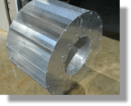Power Waterwheel
