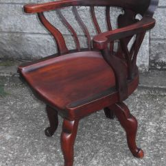 Office Chair Very All Weather Garden Fine Antique Swivel Captains