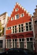 Sint-Katelijnestraat 10-12, toestand 2011. Foto: Tijl Vereenooghe / Archeonet Vlaanderen